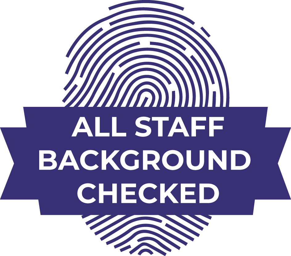 All Staff Background Checked